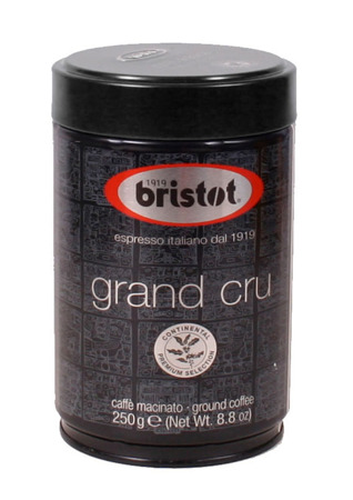 Bristot Grand Cru 100% Arabica Rainforest - kawa mielona 250g