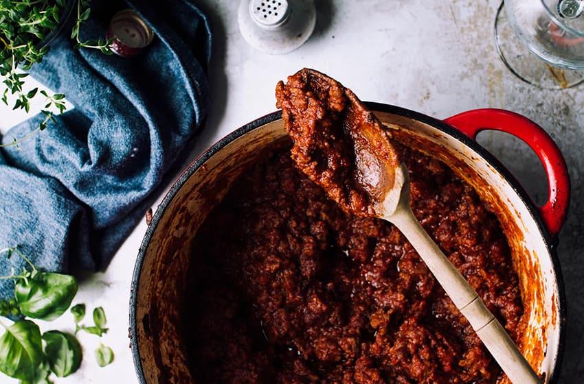 Szkola Gotowania Kuchnia Wloska Czesc 5 Ragu Alla Bolognese