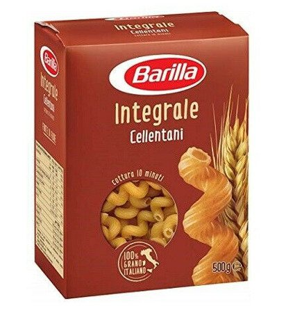 Barilla Cellentani integrale - makaron pełnoziarnisty 500g