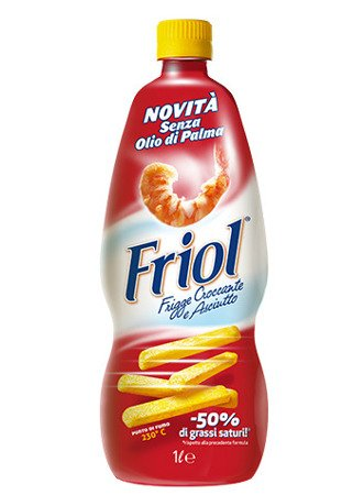 Friol Frigge Croccante e Asciutto - olej do smażenia 1000ml