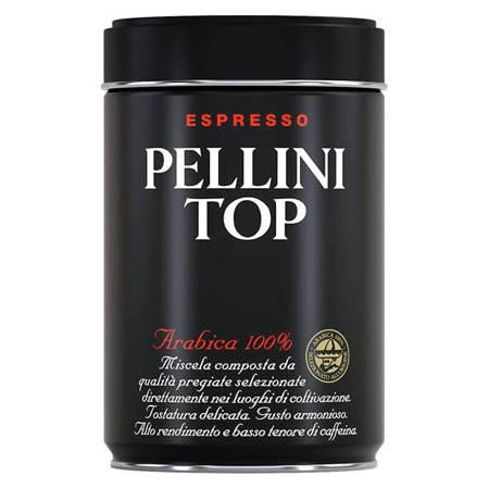 Pellini Top Arabica 100% - kawa mielona 250g
